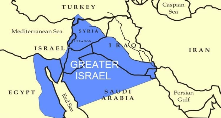 Trump's Greater Israel will be the Greatest Israel of All Time…